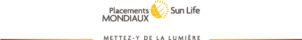 Placements mondiaux Sun Life